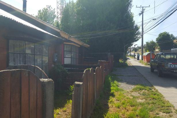 Casa en venta calle Simpson N° 2444.