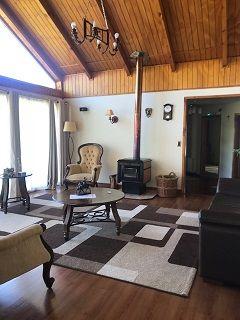 Venta Parcela con Hermosa Casa sector Villa Jara.